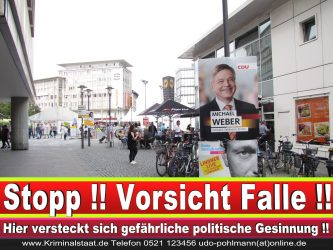 Wahlwerbung Wahlplakate Landtagswahl 2019 Europawahl CDU SPD FDP 2021 (52)