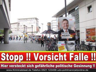 Wahlwerbung Wahlplakate Landtagswahl 2019 Europawahl CDU SPD FDP 2021 (53)