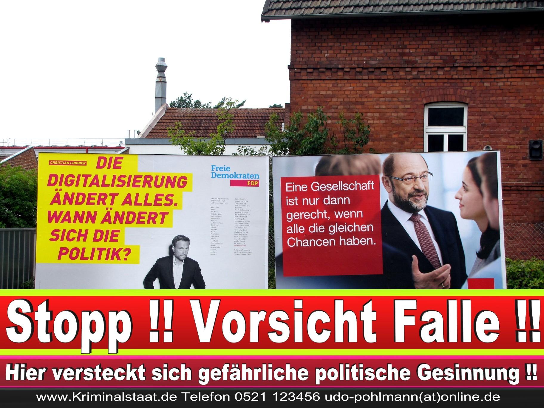 Wahlwerbung Wahlplakate Landtagswahl 2019 Europawahl CDU SPD FDP 2021 (54)