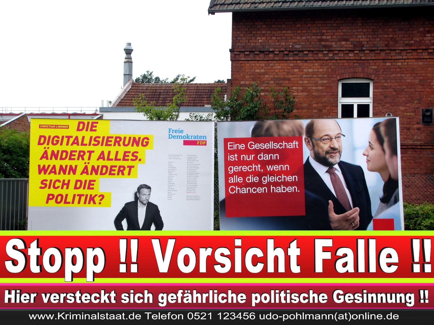 Wahlwerbung Wahlplakate Landtagswahl 2019 Europawahl CDU SPD FDP 2021 (55)