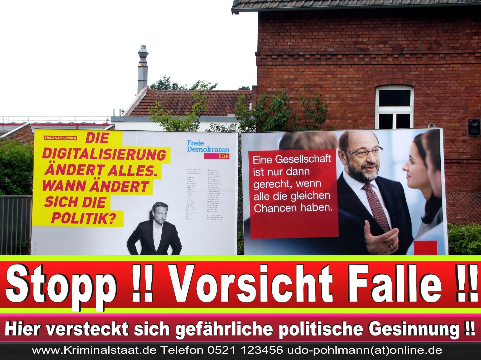 Wahlwerbung Wahlplakate Landtagswahl 2019 Europawahl CDU SPD FDP 2021 (56)