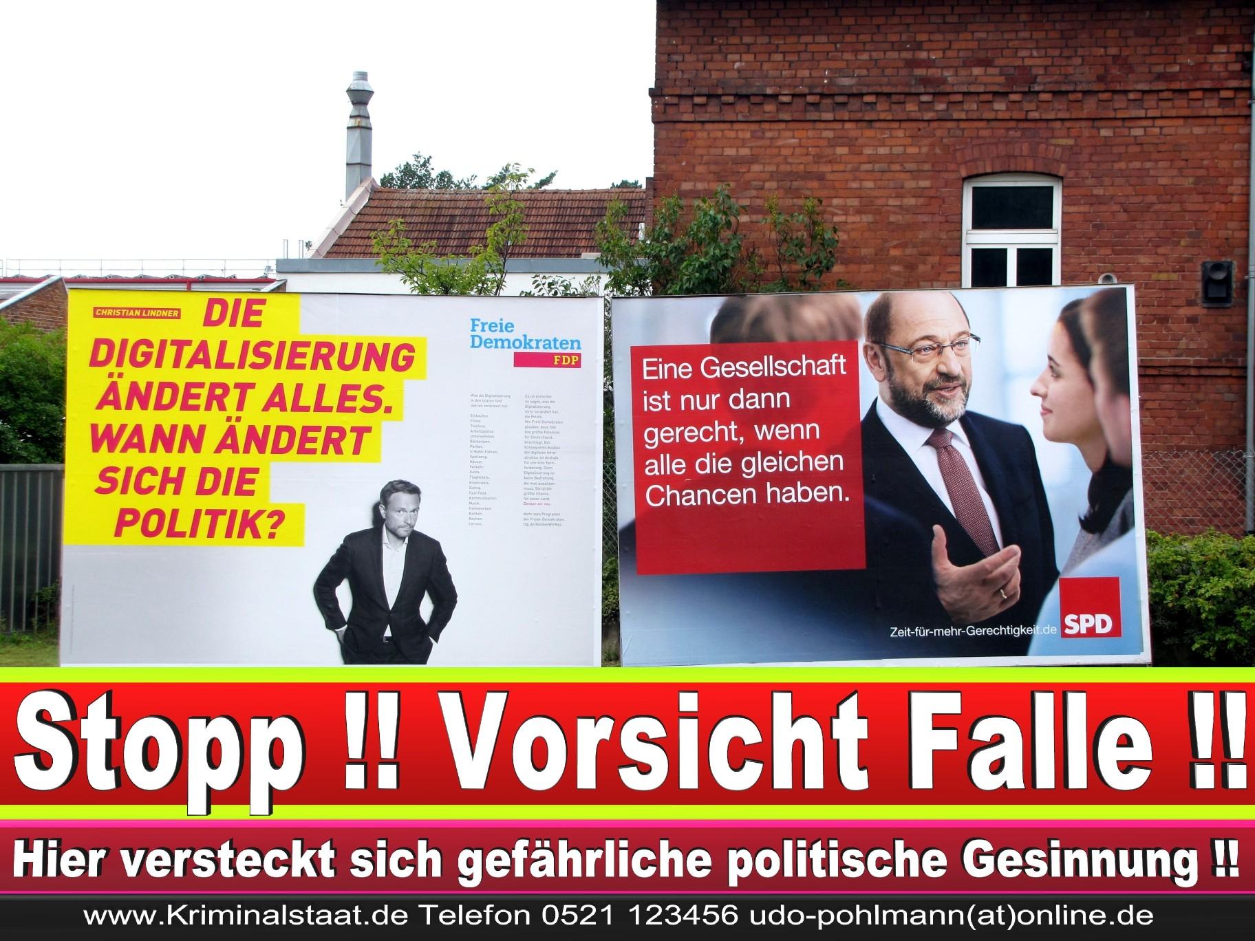 Wahlwerbung Wahlplakate Landtagswahl 2019 Europawahl CDU SPD FDP 2021 (60)
