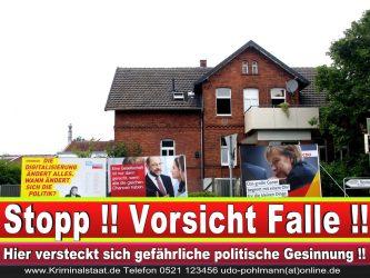 Wahlwerbung Wahlplakate Landtagswahl 2019 Europawahl CDU SPD FDP 2021 (62)