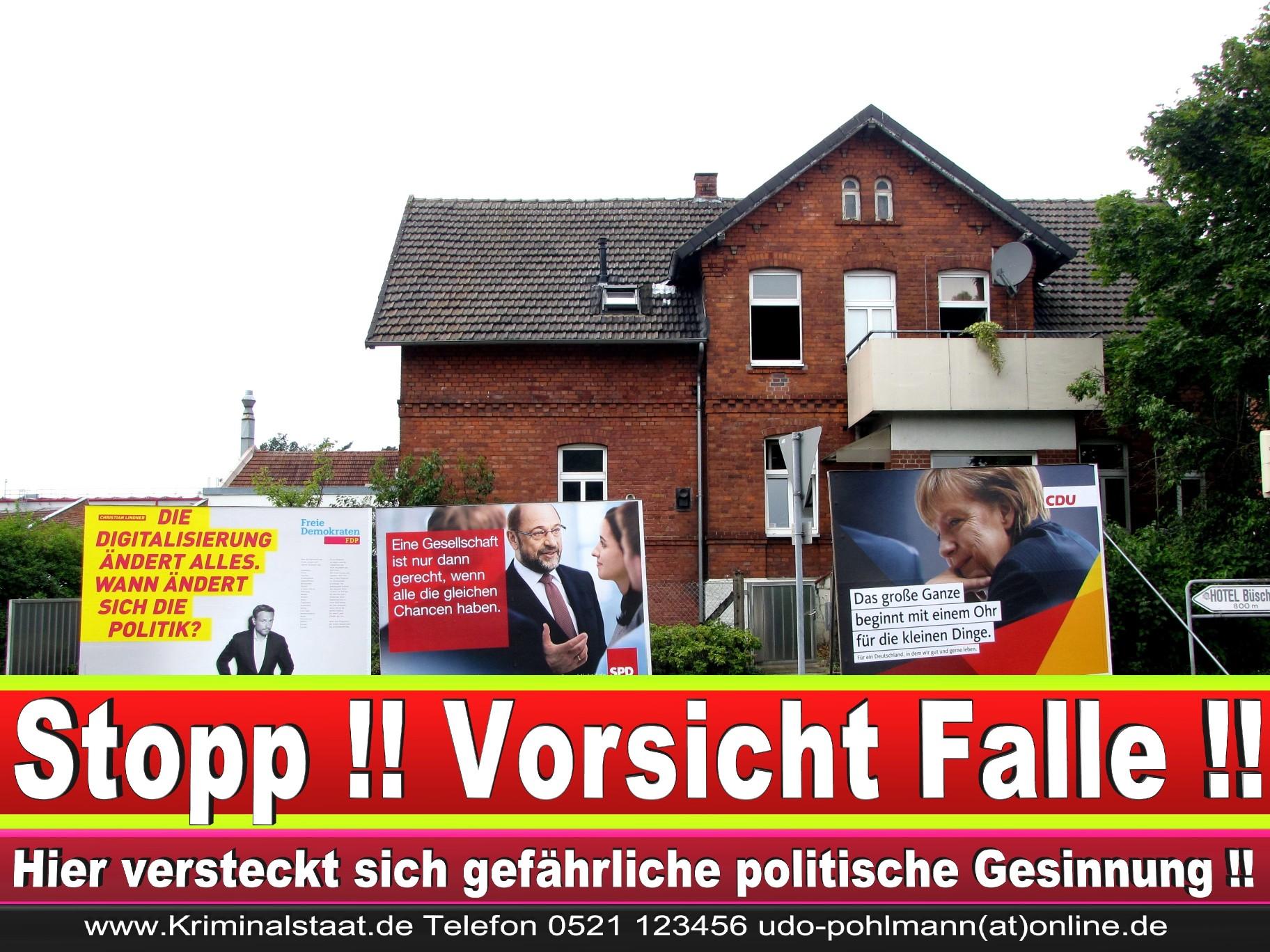 Wahlwerbung Wahlplakate Landtagswahl 2019 Europawahl CDU SPD FDP 2021 (65)