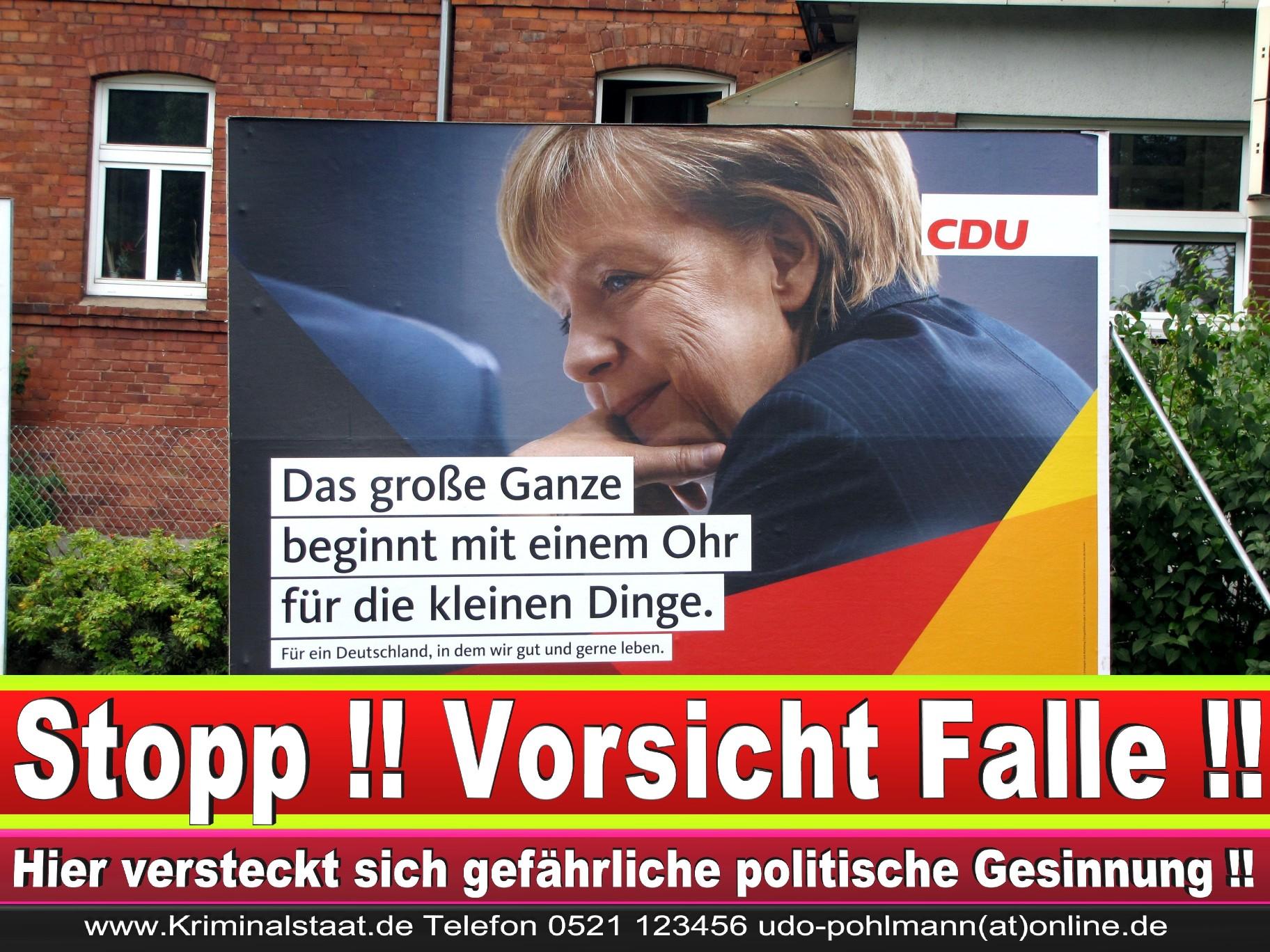 Wahlwerbung Wahlplakate Landtagswahl 2019 Europawahl CDU SPD FDP 2021 (68)