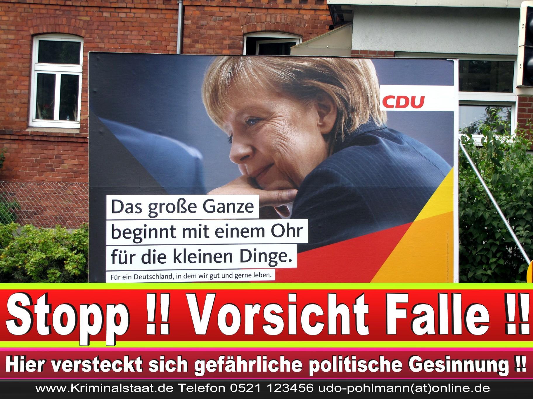 Wahlwerbung Wahlplakate Landtagswahl 2019 Europawahl CDU SPD FDP 2021 (69)