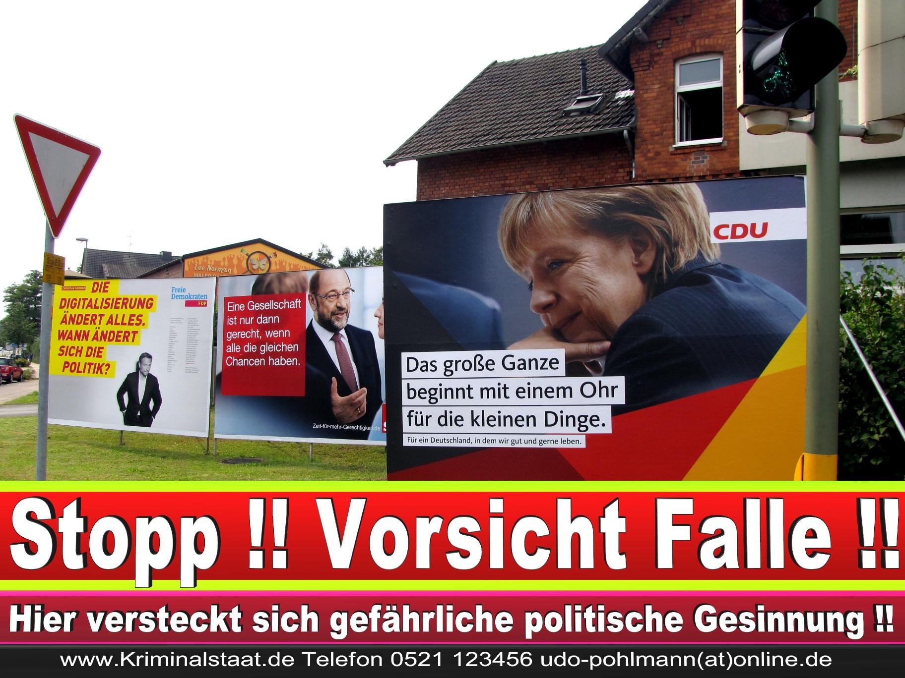 Wahlwerbung Wahlplakate Landtagswahl 2019 Europawahl CDU SPD FDP 2021 (71)