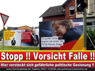 Wahlwerbung Wahlplakate Landtagswahl 2019 Europawahl CDU SPD FDP 2021 (72)