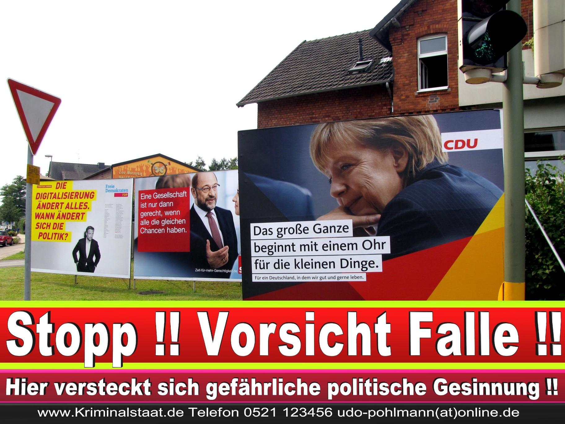 Wahlwerbung Wahlplakate Landtagswahl 2019 Europawahl CDU SPD FDP 2021 (73)