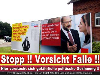 Wahlwerbung Wahlplakate Landtagswahl 2019 Europawahl CDU SPD FDP 2021 (74)