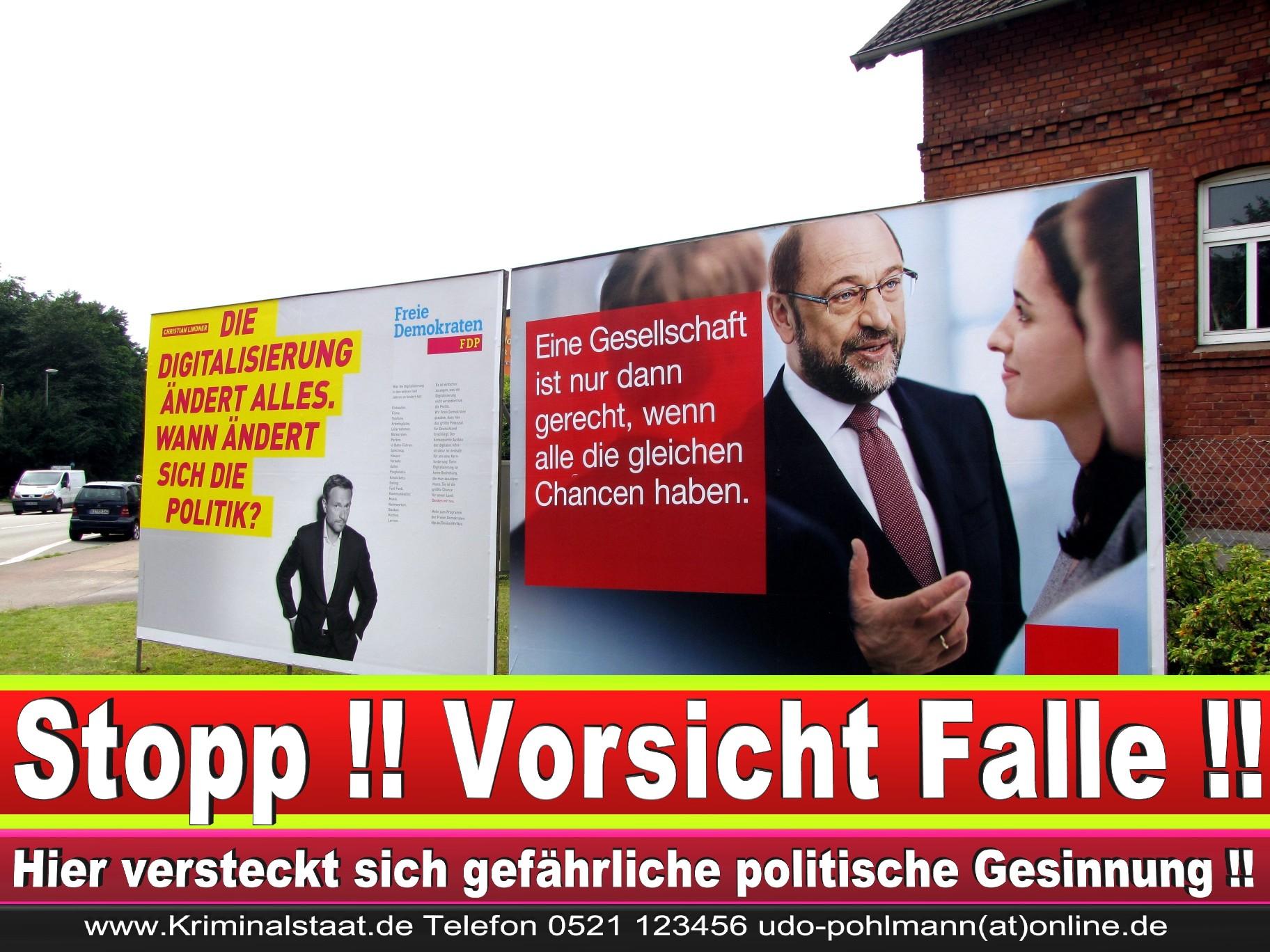 Wahlwerbung Wahlplakate Landtagswahl 2019 Europawahl CDU SPD FDP 2021 (75)