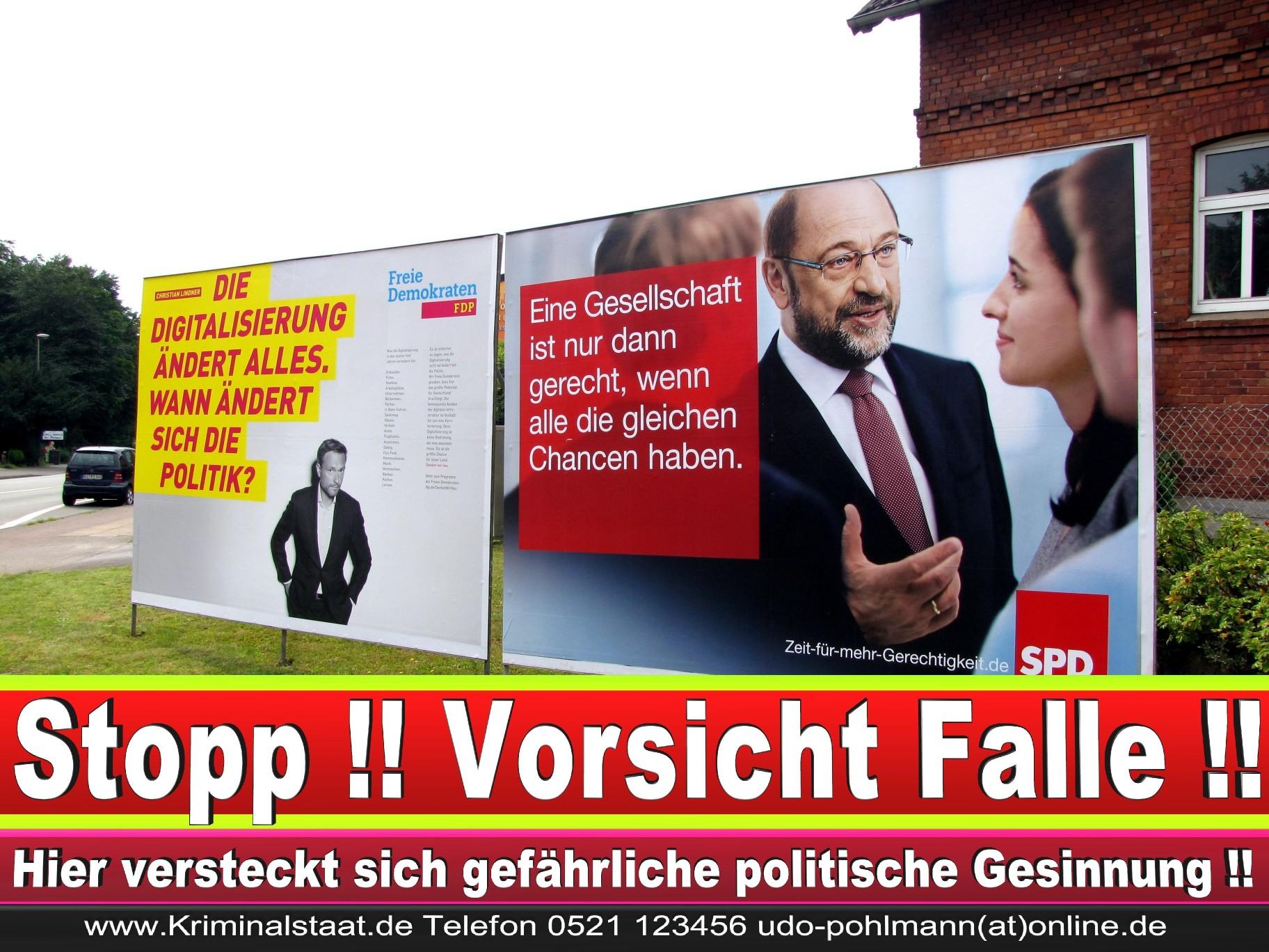 Wahlwerbung Wahlplakate Landtagswahl 2019 Europawahl CDU SPD FDP 2021 (77)