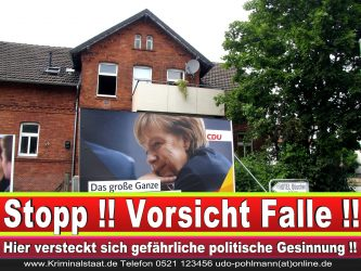 Wahlwerbung Wahlplakate Landtagswahl 2019 Europawahl CDU SPD FDP 2021 (79)