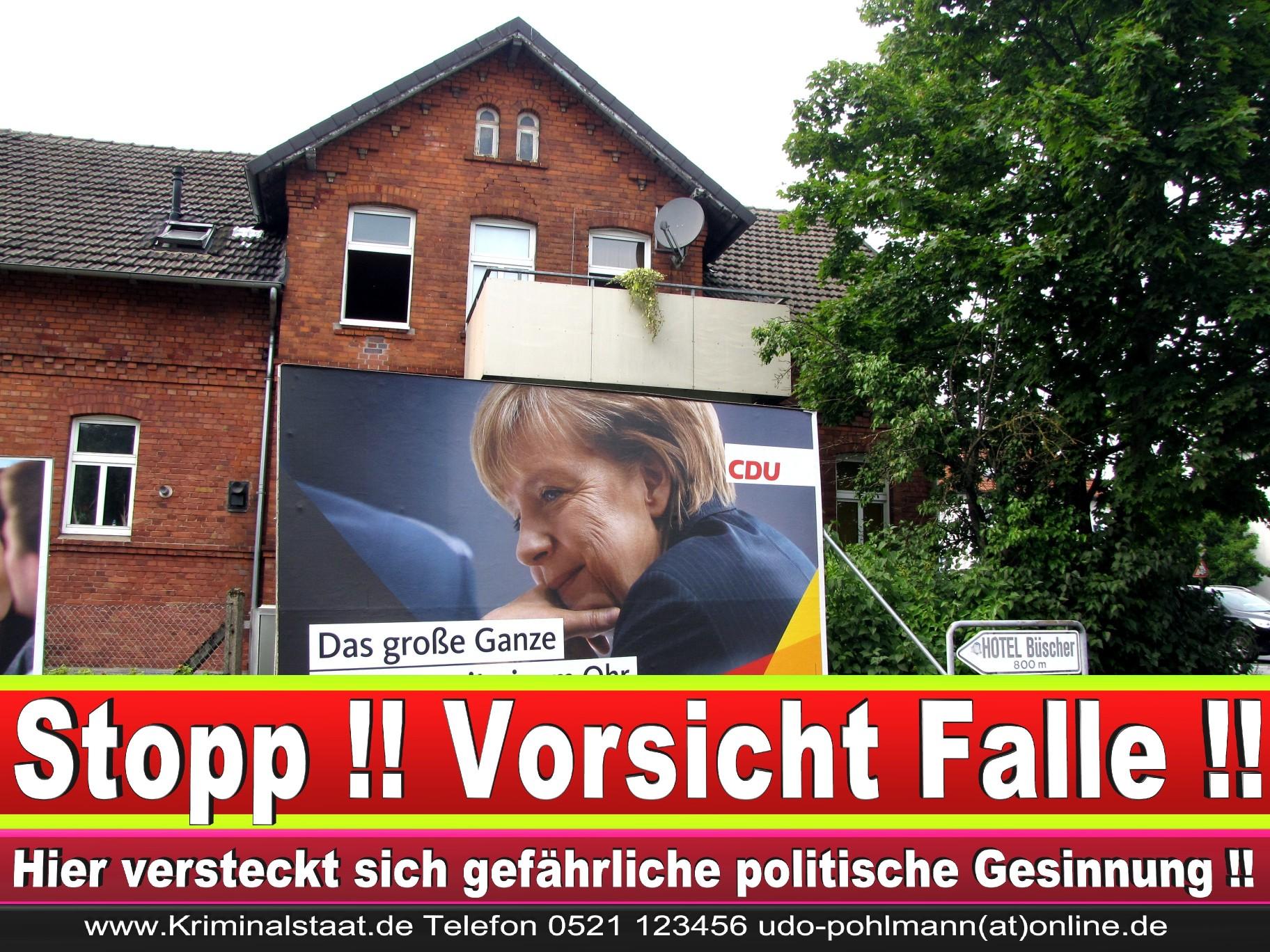 Wahlwerbung Wahlplakate Landtagswahl 2019 Europawahl CDU SPD FDP 2021 (80)