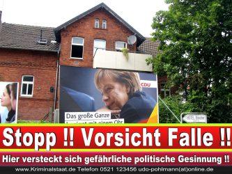 Wahlwerbung Wahlplakate Landtagswahl 2019 Europawahl CDU SPD FDP 2021 (81)