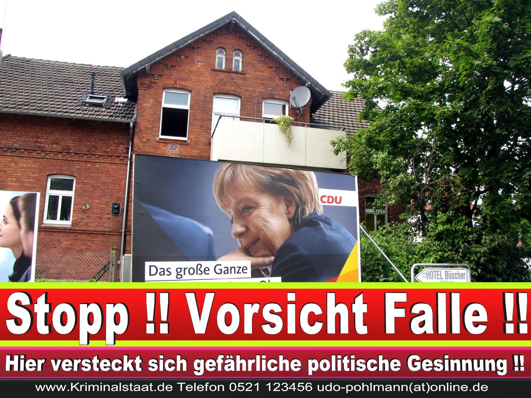Wahlwerbung Wahlplakate Landtagswahl 2019 Europawahl CDU SPD FDP 2021 (83)