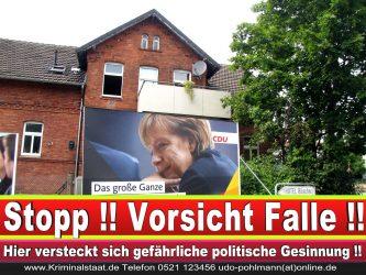 Wahlwerbung Wahlplakate Landtagswahl 2019 Europawahl CDU SPD FDP 2021 (84)