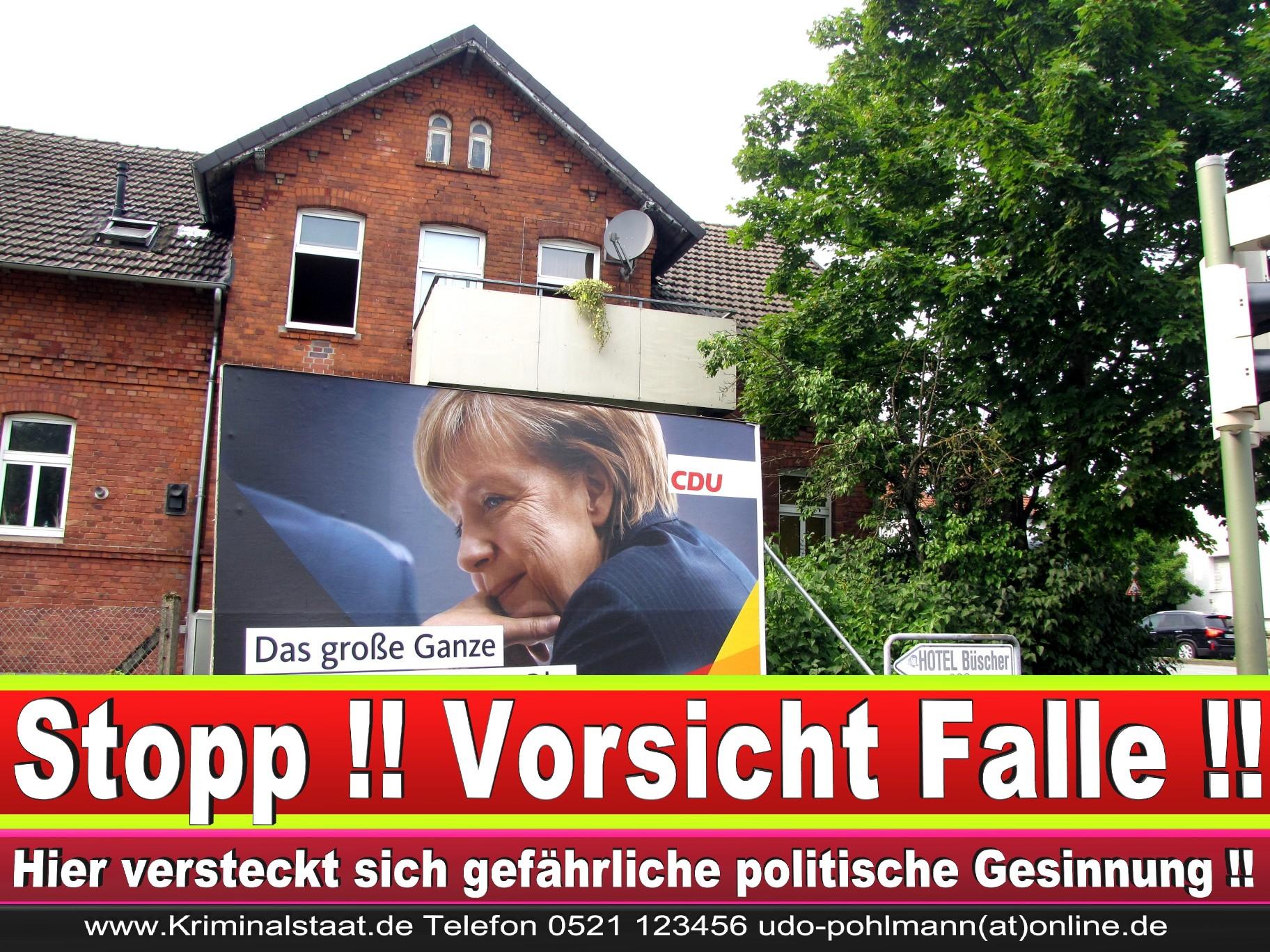 Wahlwerbung Wahlplakate Landtagswahl 2019 Europawahl CDU SPD FDP 2021 (85)