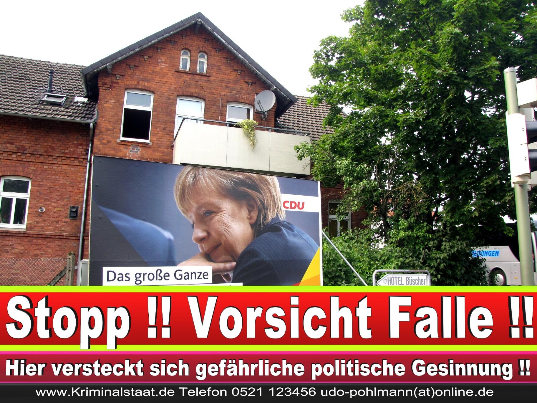 Wahlwerbung Wahlplakate Landtagswahl 2019 Europawahl CDU SPD FDP 2021 (86)