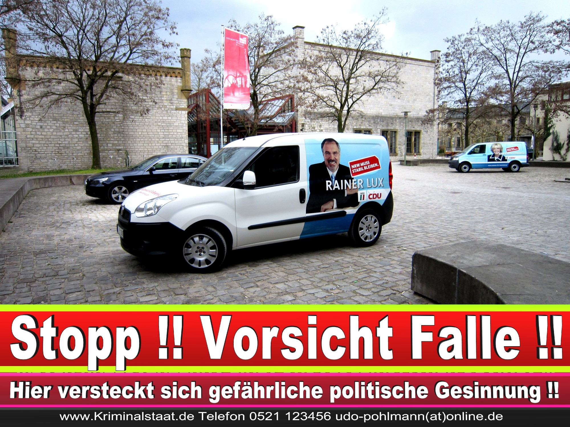 Wahlwerbung Wahlplakate Landtagswahl 2019 Europawahl CDU SPD FDP 2021 (9)