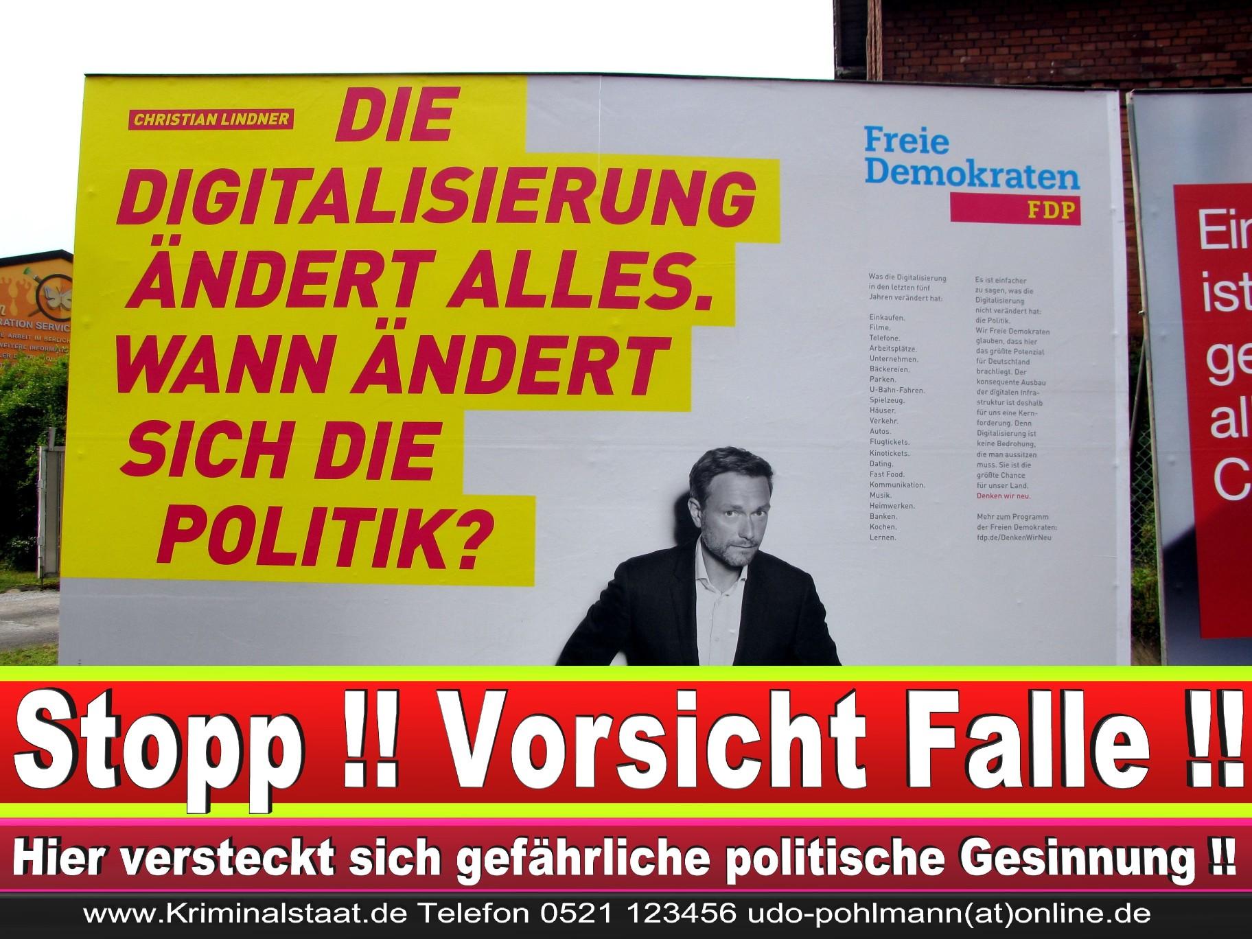Wahlwerbung Wahlplakate Landtagswahl 2019 Europawahl CDU SPD FDP 2021 (91)