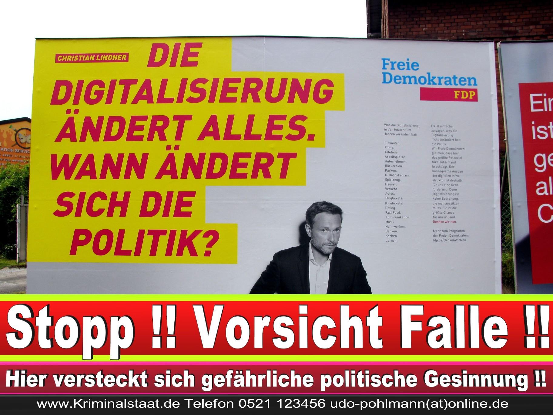 Wahlwerbung Wahlplakate Landtagswahl 2019 Europawahl CDU SPD FDP 2021 (93)