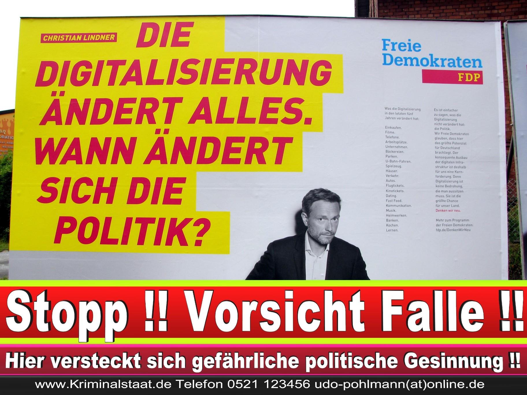 Wahlwerbung Wahlplakate Landtagswahl 2019 Europawahl CDU SPD FDP 2021 (95)