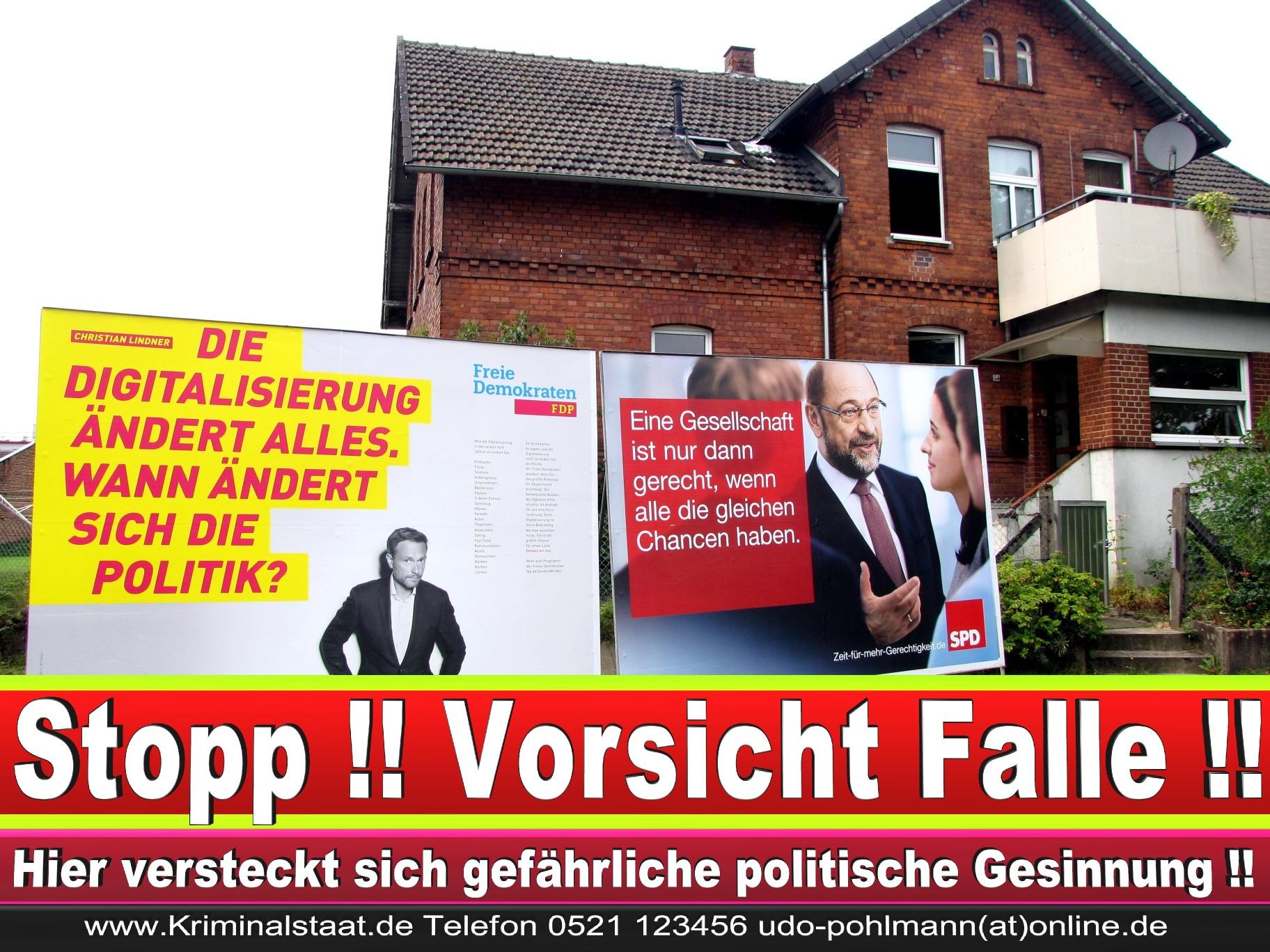 Wahlwerbung Wahlplakate Landtagswahl 2019 Europawahl CDU SPD FDP 2021 (97)