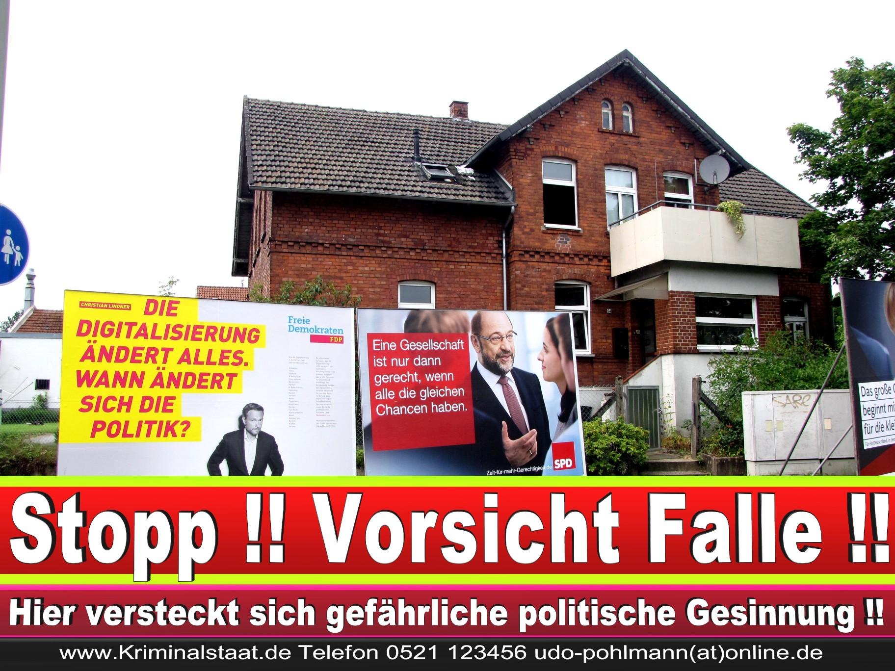 Wahlwerbung Wahlplakate Landtagswahl 2019 Europawahl CDU SPD FDP 2021 (98)