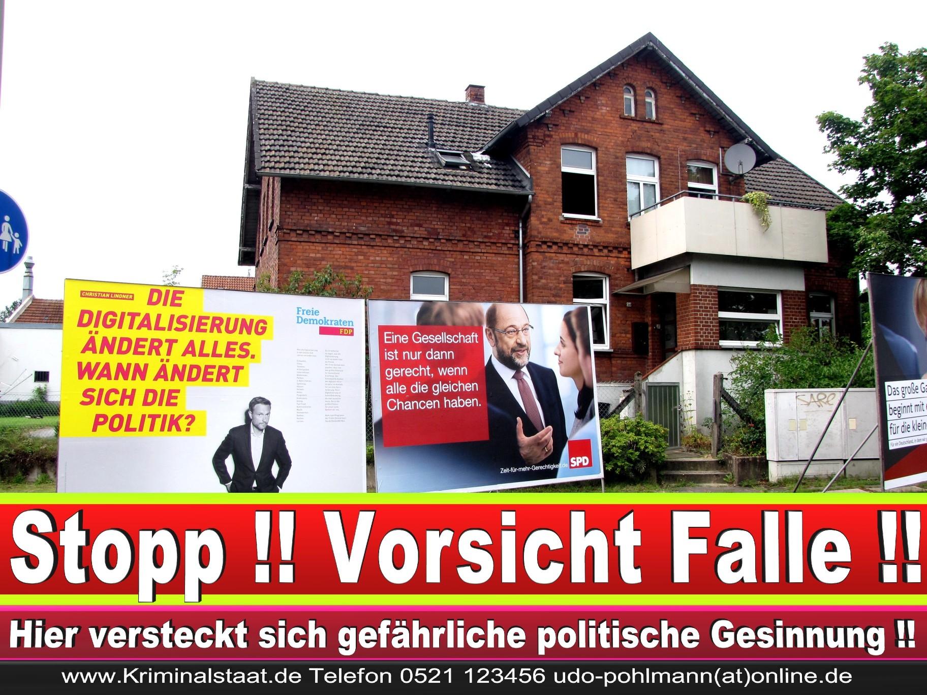 Wahlwerbung Wahlplakate Landtagswahl 2019 Europawahl CDU SPD FDP 2021 (99)