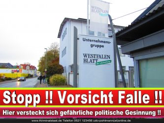 Westfalenblatt Zeitung Bielefeld Tageszeitung NRW (1)