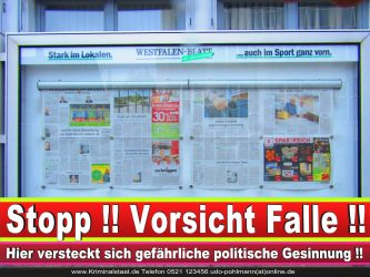 Westfalenblatt Zeitung Bielefeld Tageszeitung NRW (2)