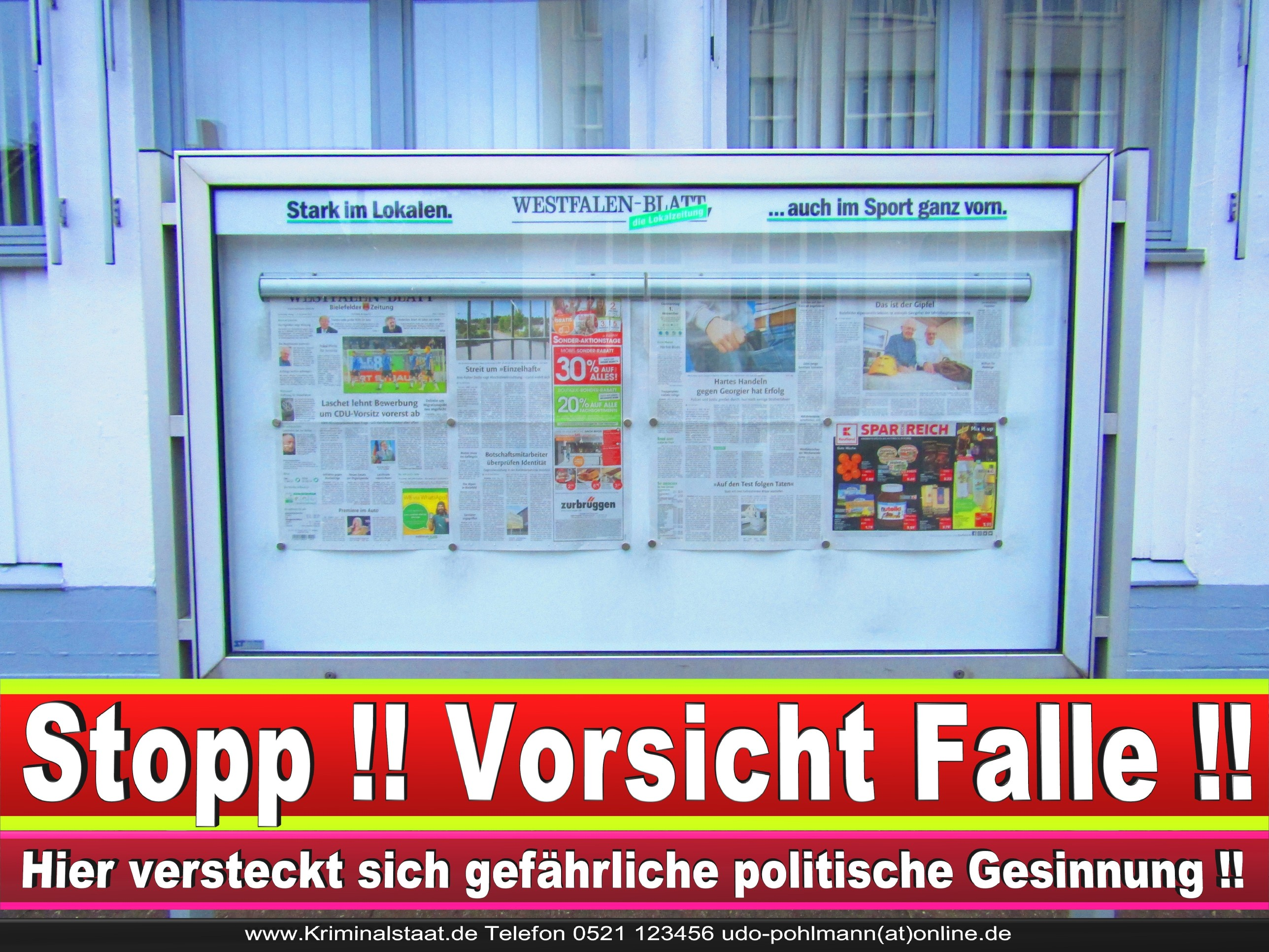 Westfalenblatt Zeitung Bielefeld Tageszeitung NRW (3)