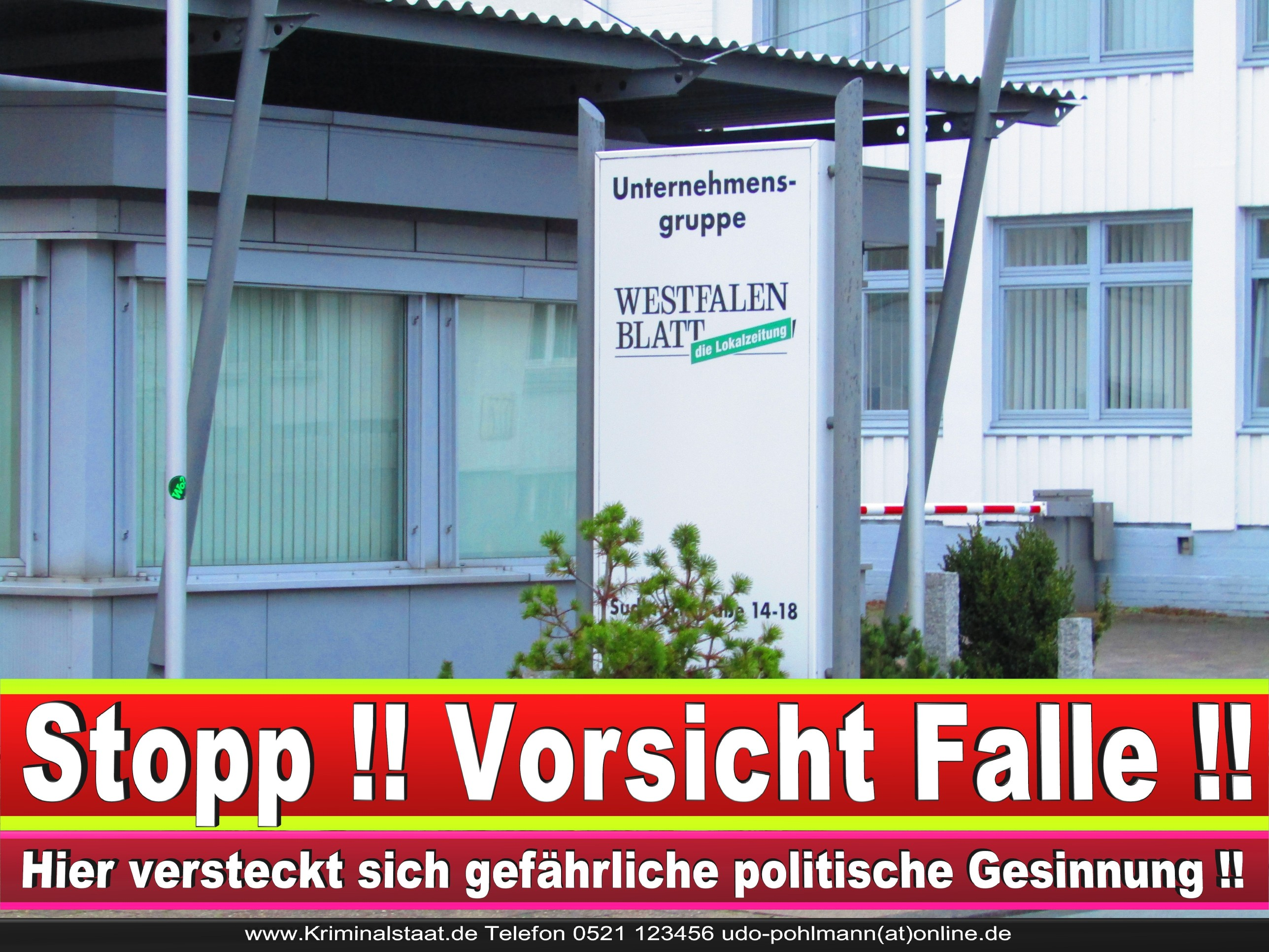 Westfalenblatt Zeitung Bielefeld Tageszeitung NRW (4)